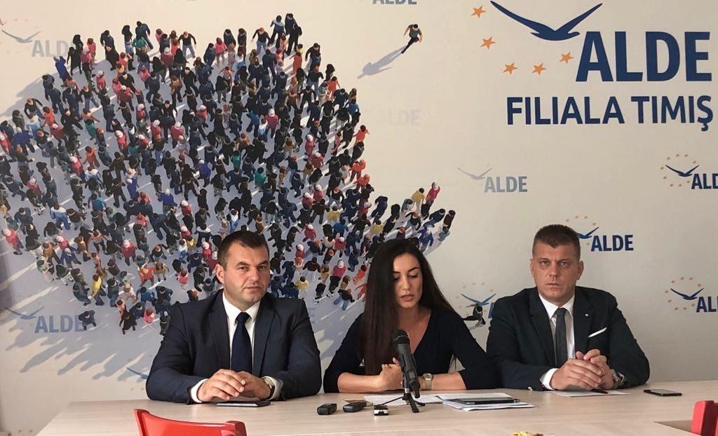 """ALDE Timișoara: """"STPT nu deține această licență și nu avem garanția că poate îndeplini calitatea de operator al serviciului de iluminat public"""""""