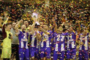 Campioana națională la futsal, Informatica Timișoara, în mari dificultăți financiare