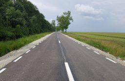 Drumul dintre Hitiaş şi Bacova a fost asfaltat