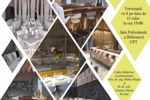 Proiect al studenților-arhitecți de la UPT: amenajarea unui restaurant de lux în Alpii Elvețieni