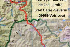 Județele Timiș și Caraș-Severin vor fi legate printr-un drum nou