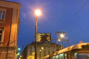 E oficial! STPT se va ocupa de întreținerea sistemului de iluminat public din Timișoara