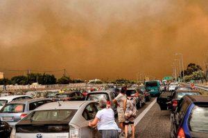 Unde puteți face donaţii pentru victimele incendiilor din Grecia