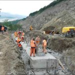 Stadiul lucrărilor pe A1 Lugoj – Deva, lotul 4