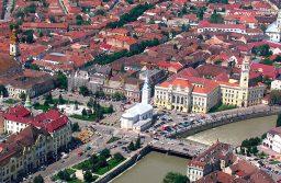 Oradea are nevoie de 24 de milioane de euro pentru ca zona turistică să devină pietonală