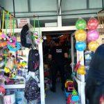 Au ocupat trotuarele cu marfă expusă spre vânzare, ilegal, la Timișoara
