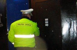 """Noaptea ca… polițiștii! Oamenii legii, control la societățile cu activitate suspendată, dar """"active"""""""