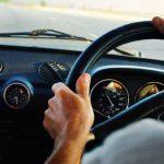 Anunţ despre mașinile cu volan pe dreapta
