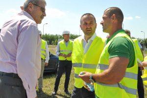 O nouă subcelulă a deponeului de la Ghizela pentru depozitarea deșeurilor, inaugurată