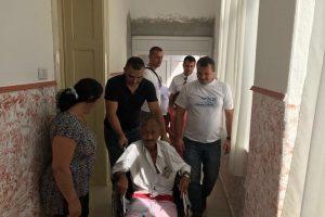 Caravana medicală, inițiată de ALDE Timiș, a ajuns la Cenei