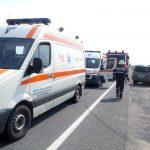 Accident rutier între localitățile Coștei și Belinț