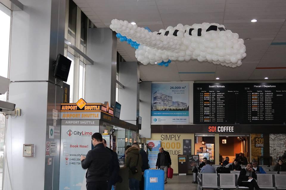 Aeroportul Timișoara, primul din România cu tur virtual în Google Maps
