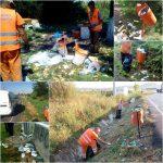 Drumarii avertizează: nu cheltuiţi banii pe amenzi, mai bine păstraţi curăţenia!