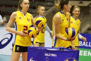Două voleibaliste de la UVT Agroland, în echipa națională pentru preliminariile EuroVolleyW 2019