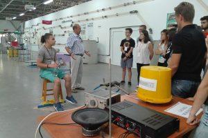 Liceenii petrec vacanța la UPT. Electronics Summer University, la a III-a ediție