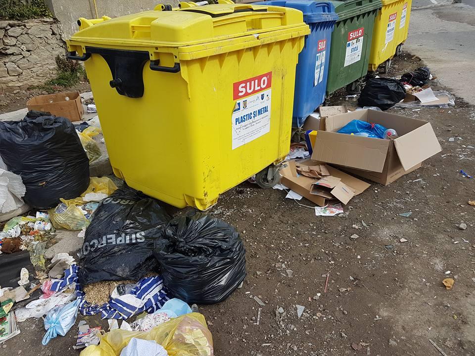 La Reșița, 87 de sancțiuni aplicate pentru nerespectarea normelor de curățenie