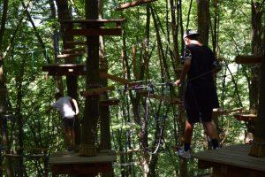 Cicloturism în Valea Padeșului și Zilele Padeșului la Nădrag. Vezi ce parc de aventură s-a deschis
