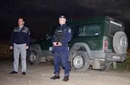 Cetățean sârb cercetat pentru trafic de migranți, reţinut pentru 24 de ore