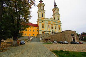 Programul slujbelor la Basilica Papală Maria Radna