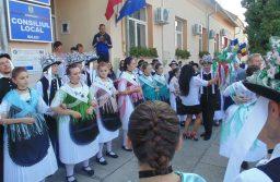 Muzică, joc și voie bună în comuna timișeană Biled