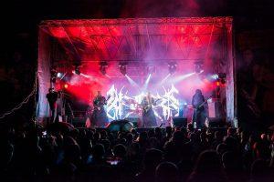 Trupa de black metal KHORS cânta live la Timisoara, alături de Raventale și BARKASTH