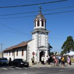 Timiş: O nouă biserică târnosită și închinată Sfântului Ierarh Iosif cel Nou de la Partoș