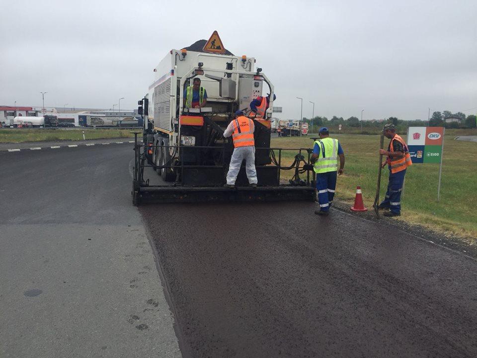 CJT lansează licitația pentru lucrările de extindere la 4 benzi a unui drum aglomerat