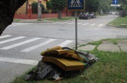 Curg amenzile pentru cei care aruncă deșeuri pe domeniul public