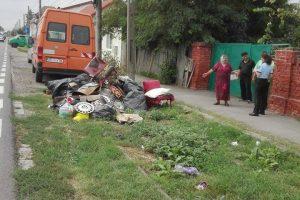 Poliția Locală face apel la locatari să sprijine campania de depistare a celor care murdăresc orașul
