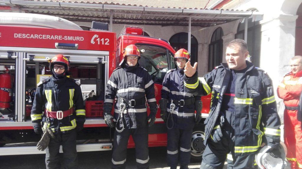 ISU Timiș chemat să acționeze în localitățile Deta și Banloc