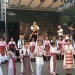 Locuitorii orașului Buziaș au îmbrăcat straie de sărbătoare