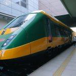 Biletele de tren pentru cursele internaționale pot fi cumpărate online