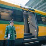 Se introduce tren direct de la Satu Mare la Viena