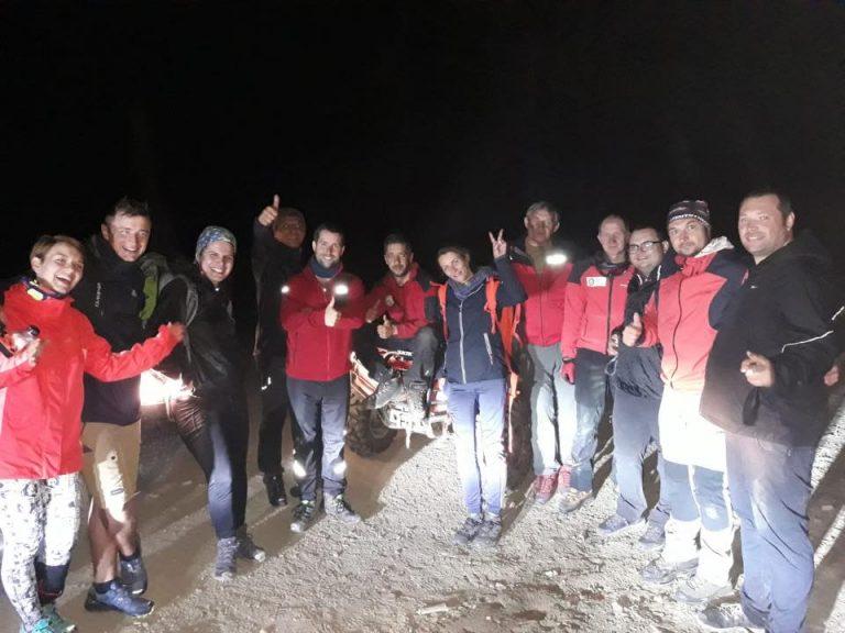15 turiști salvați de pe Muntele Țarcu