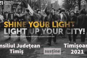 Consiliul Județean Timiș susține Timișoara Capitală Europeană a Culturii. A aprobat 200.000 lei cotizație anuală