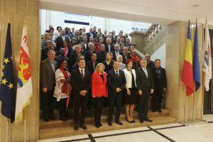 Autoritățile județene, întâlnire cu reprezentanţi ai Corpului Diplomatic