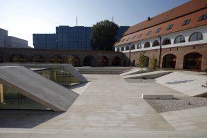 Licitaţie pentru ultimul spațiu disponibil în Bastionul Theresia