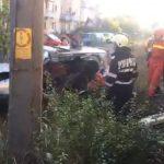 Se strâng semnături la Lugoj pentru montarea de bariere în zona în care s-a produs accidentul cu patru morți