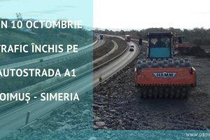 Încep lucrările de conexiune între A1 Deva – Orăștie şi lotul 4 al autostrăzii Lugoj – Deva