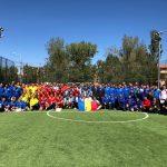 IPJ Timiş, locul 3 la Campionatul de mini-fotbal al M.A.I.
