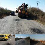 Cinci drumuri judeţene din Arad vor fi reabilitate