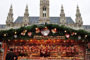 Foto. Când se deschid târgurile de Crăciun din Viena