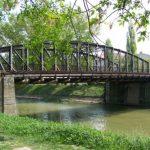 În patru seri, Podul de Fier va fi iluminat artistic