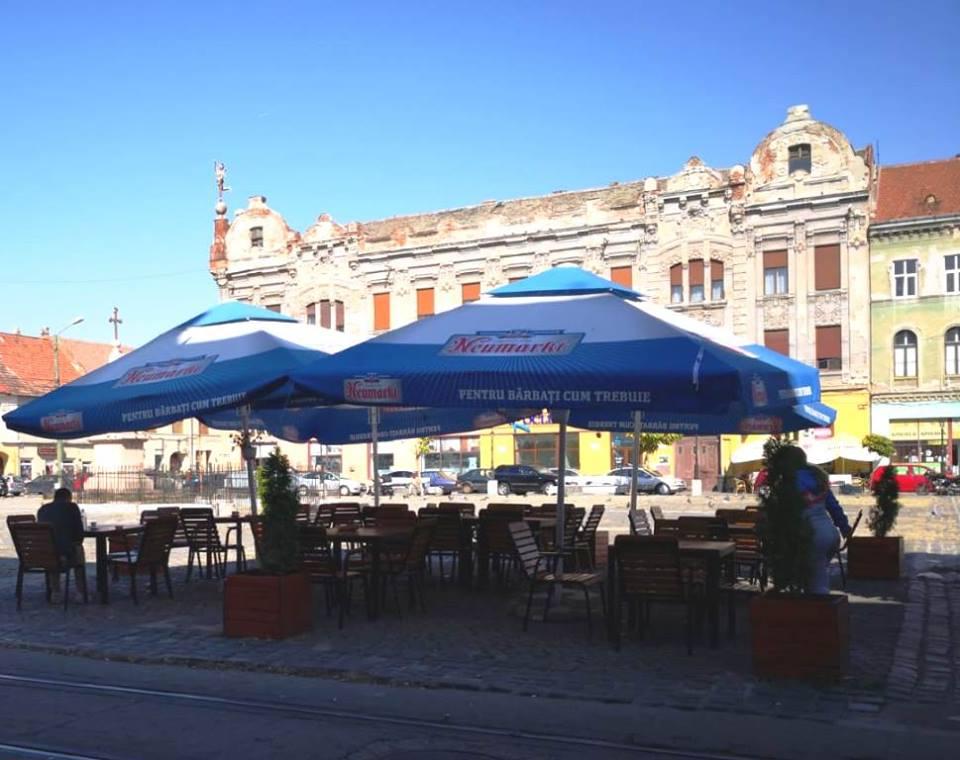 18 amenzi aplicate firmelor din Piața Traian