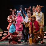 Premieră cu gust de miere la Teatrul Maghiar: Ursulețul Winnie Puh