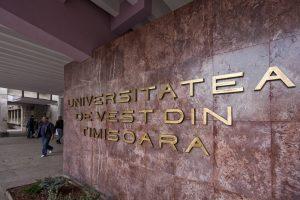 Universitatea de Vest din Timișoara, membră în familia Catedrelor Senghor