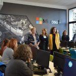 Primul laborator de tehnologii cloud, deschis la Universitatea de Vest cu sprijinul Microsoft
