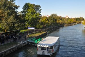 Transportul cu vaporaşe, suspendat în weekend
