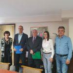 Controale laobiectivele hidrotehnice sârbe şi pe cursurile de apă de interes comun româno-sârb