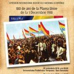 """Expoziţie-document la Muzeul Banatului: """"România în anii Primului Război Mondial. Marea Unire de la 1918 şi Banatul"""""""